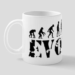evolve2-black-senior-scooter Mug
