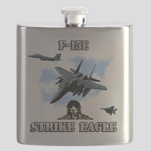 F-15E Strike Eagle-2 Flask