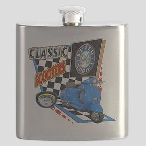 vespa-90ss-1 Flask