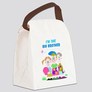 big-brother Canvas Lunch Bag