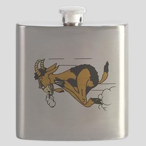 billy-goat Flask