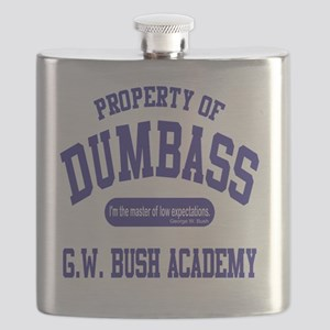 dumbass-bushacademy-blu Flask