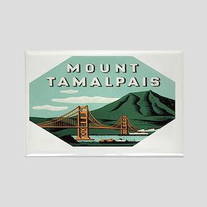 mount-tamalpais-161 Rectangle Magnet
