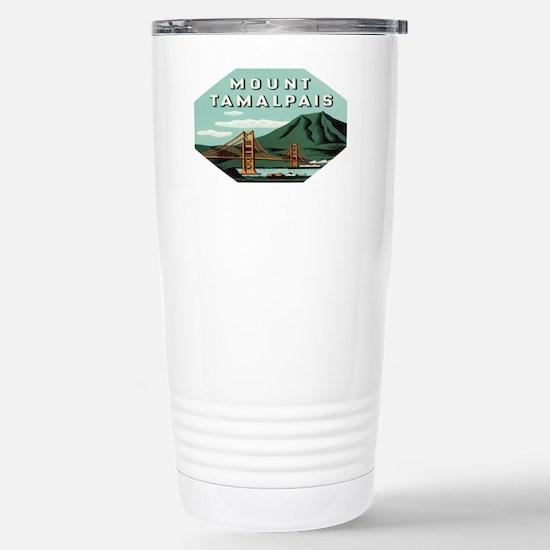 mount-tamalpais-161 Stainless Steel Travel Mug