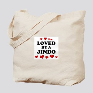 Loved: Jindo Tote Bag