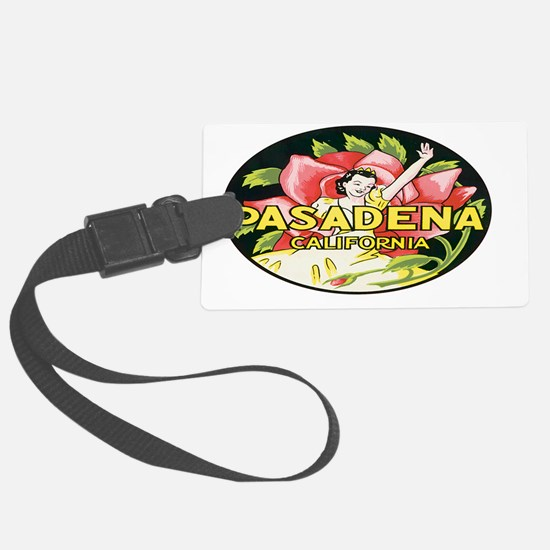 3-pasadena-159 Luggage Tag