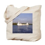 Samuel D. Champlain & Innovation Tote Bag