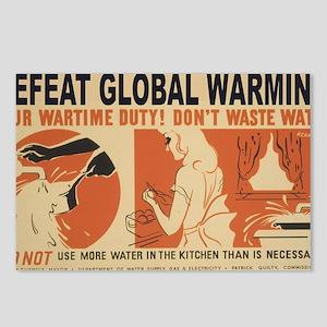 3f05374u-wastewater1 Postcards (Package of 8)