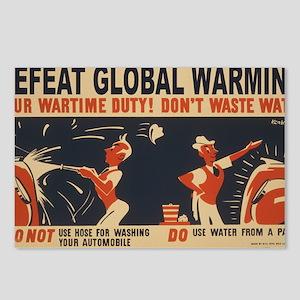 3f05375u-wastewater2 Postcards (Package of 8)