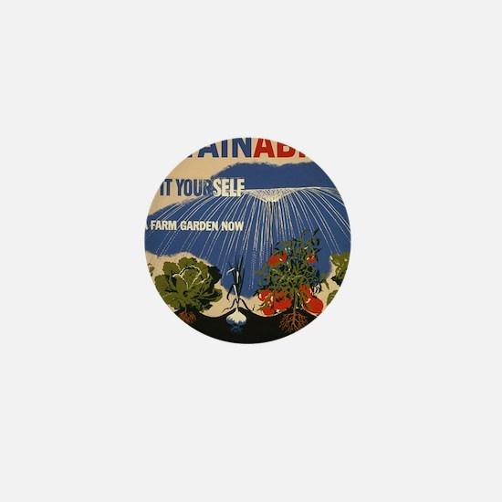 3f05737u-sustainability Mini Button