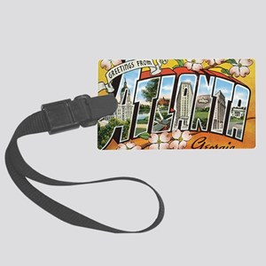 atlanta Large Luggage Tag