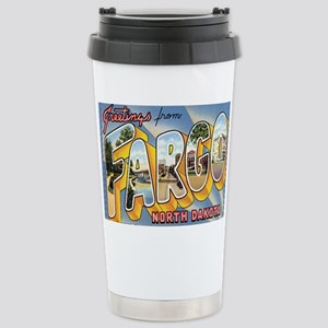 fargo Stainless Steel Travel Mug