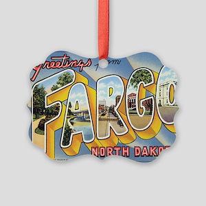 fargo Picture Ornament