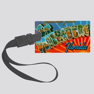 st-peters-1 Large Luggage Tag