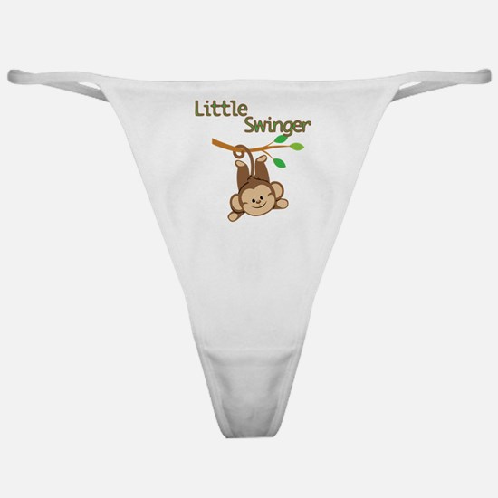Boy Monkey Little Swinger Classic Thong