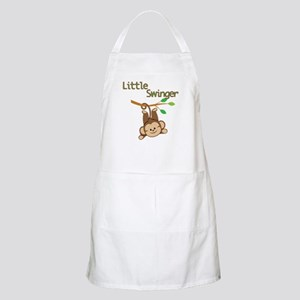 Boy Monkey Little Swinger Apron