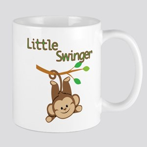 Boy Monkey Little Swinger Mug