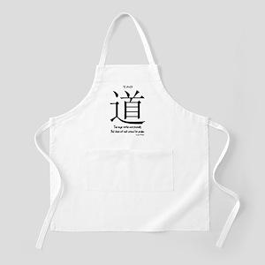 tao-praise-white Apron