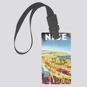 030 Large Luggage Tag