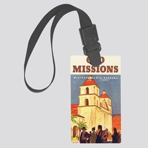 164 Large Luggage Tag