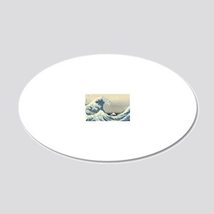 080 20x12 Oval Wall Decal