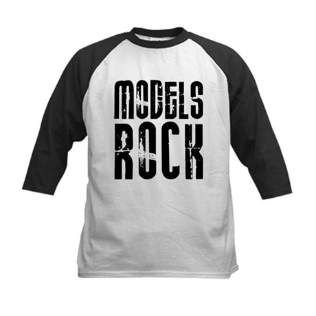 Models Rock Kids Baseball Jersey