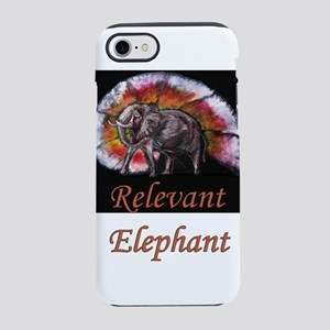 Wild Elephant iPhone 7 Tough Case