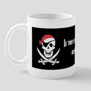 belaying-pin Mug