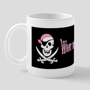 anne-bonney Mug