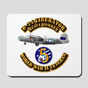 AAC - 22nd BG - 2nd BS - 5th AF Mousepad