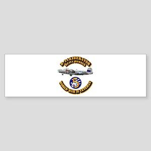 AAC - 22nd BG - 2nd BS - 5th AF Sticker (Bumper)