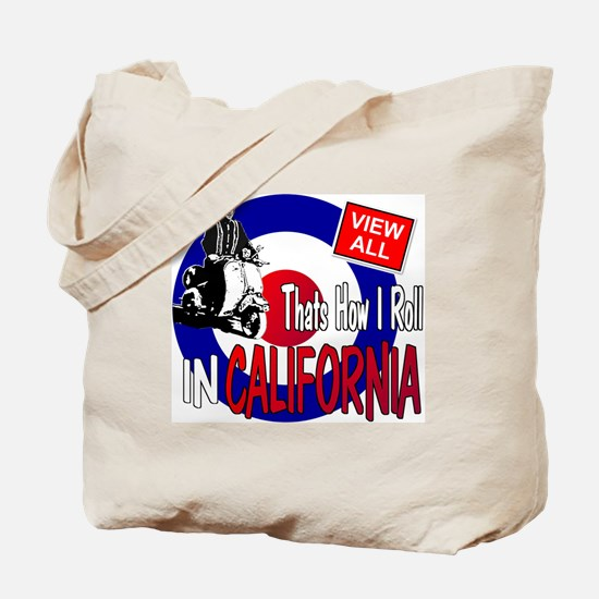 color-how-i-roll Tote Bag
