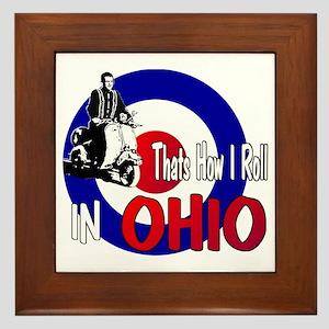 Ohio-color Framed Tile