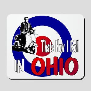 Ohio-color Mousepad