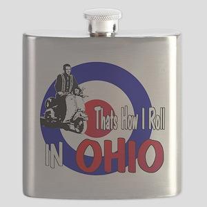 Ohio-color Flask