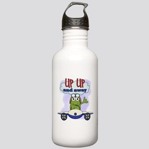 Frog Up Up and Away Stainless Water Bottle 1.0L