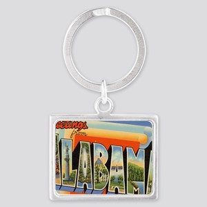 alabama Landscape Keychain