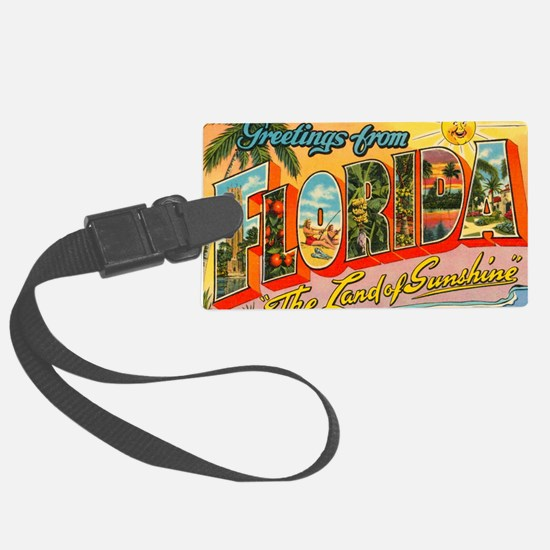florida1 Luggage Tag