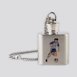 belgiu Flask Necklace
