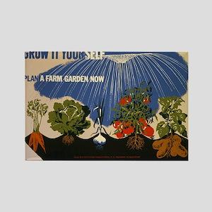 grow-it-grt-card Rectangle Magnet