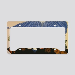 grow-it-postcard License Plate Holder