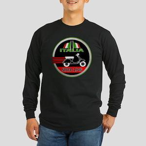 bangkemblem2B Long Sleeve Dark T-Shirt