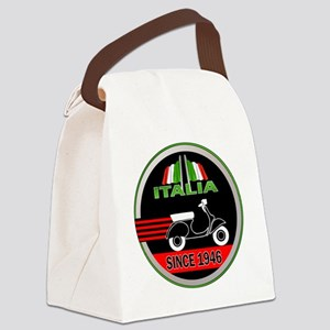 bangkemblem2B Canvas Lunch Bag