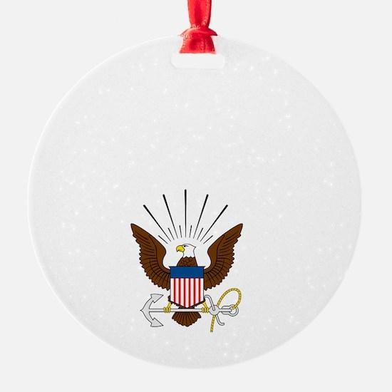 navy-emblem1-white Ornament