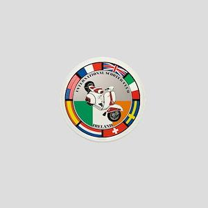 ireland-WHT-scoot Mini Button