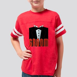 tuxedo2 Youth Football Shirt