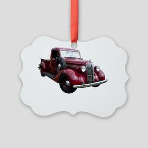 W-36-Dodge-pickup2800 Picture Ornament