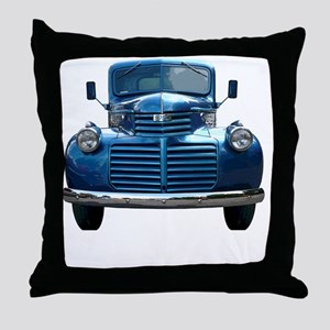 B-1946-GMC-TRK Throw Pillow