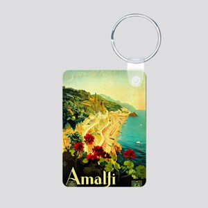 005 Aluminum Photo Keychain