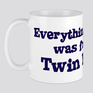 Twin Brother : Everything Mug